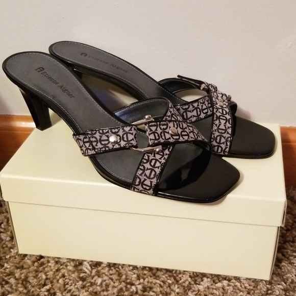 """Etienne Aigner Shoes - NWT! Etienne Aigner """"Today"""" heels."""
